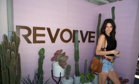 Kendall Jenner REVOLVE Desert House Pic