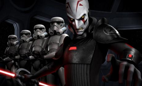 Star Wars Episode VII Villains Revealed: Who Are The Inquisitors?!