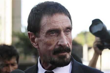 McAfee Pic