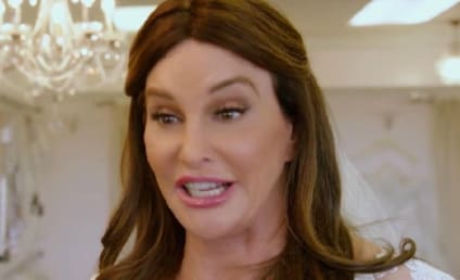 Caitlyn Jenner in a Wedding Gown: See It Here!