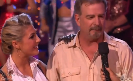 Did Bill Engvall deserve to go home on DWTS?