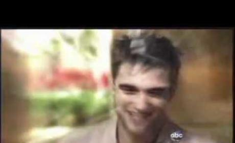 Robert Pattinson on Nightline