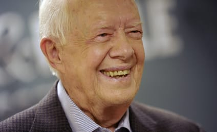Jimmy Carter: Diagnosed with Cancer