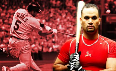 Albert Pujols Signs $250 Million Deal with Angels