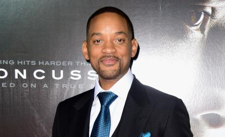 Will Smith at Concussion Premiere