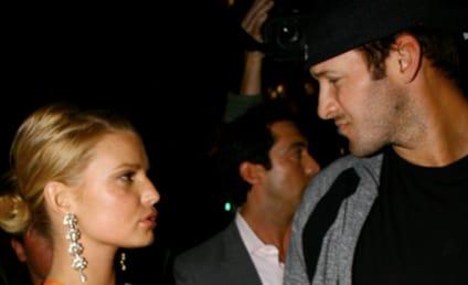 Jessica Simpson and Tony Romo: Broken Up By John Mayer?