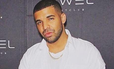 Drake in white