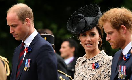 Prince Harry Refuses To Settle Down, Kate Middleton To Blame?