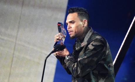 Chris Brown SLAMS Kim Kardashian and Taylor Swift!