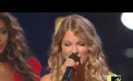 Beyonce and Taylor Swift