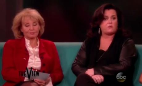 Rosie O'Donnell on The View: I Firmly Believe Dylan Farrow!