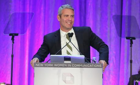 Andy Cohen: 2016 Matrix Awards