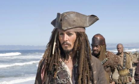 Johnny Depp Nears Deal for Pirates of the Caribbean 5
