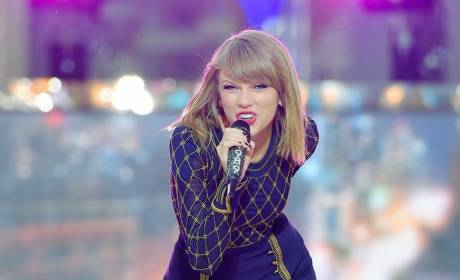 "Taylor Swift Teases ""1989"" Tour, Performs on Good Morning America"
