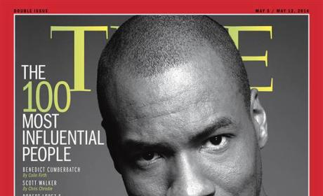 Jason Collins Time Cover
