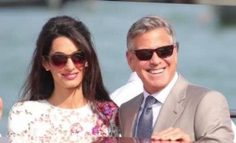 Amal Alamuddin and George Clooney Wedding: All the Details!
