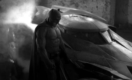 Ben Affleck as Batman: First Look!