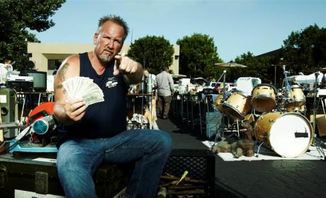 Darrell Sheets on Storage Wars