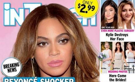 Beyonce Divorce Shocker