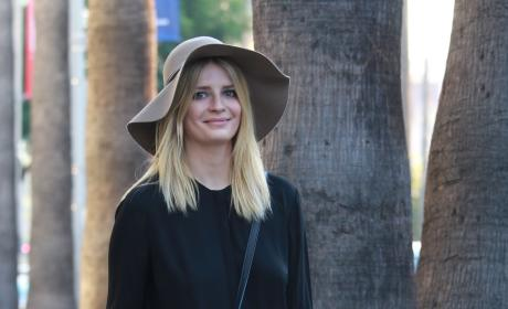 Mischa Barton Shops In West Hollywood
