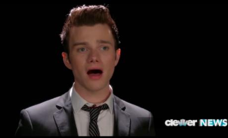 Glee Remembers Cory Monteith