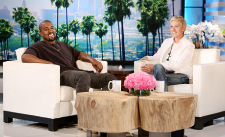 Kanye West: Kim Kardashian Makes Me a Better Person!