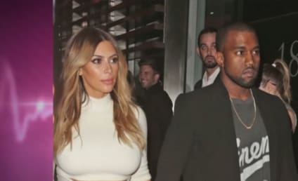 "Kim Kardashian ""Glam Squad"" Paid By Kanye West For 24/7 Primping?!"