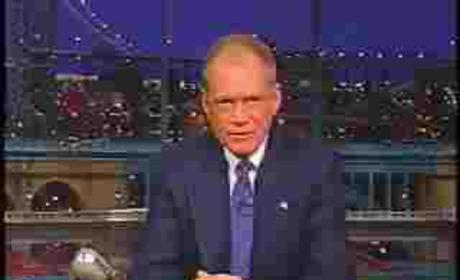 Letterman Reacts to 9/11