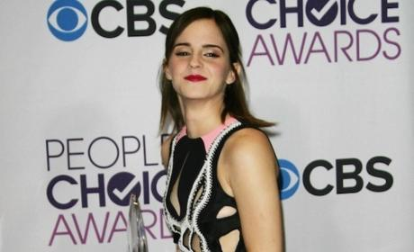 Emma Watson To Be Honored at MTV Movie Awards