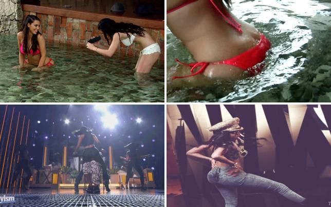 Kim kardashian twerk