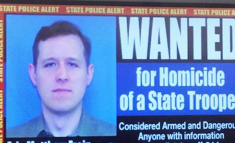 Eric Frein Captured After Manhunt