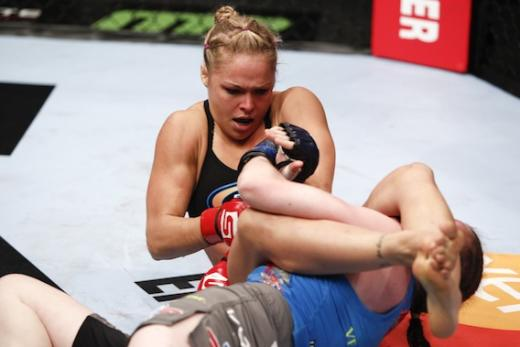 Ronda Rousey pic
