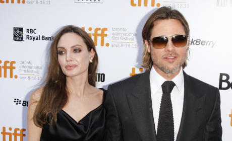 Pucker Up: Angelina Jolie Voted Most Kissable
