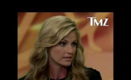 Erin Andrews on Oprah