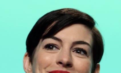 Anne Hathaway Leaves Dog Poop on Hood of Paparazzo Car