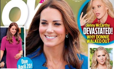 Kate Middleton: Pregnant With Twins, Tabloid Claims