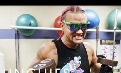 Riff Raff Offers Worst Dieting Advice Ever in Hilariously WTF?! Video