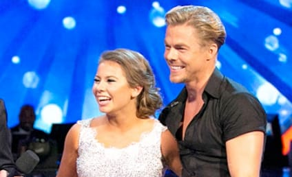 Dancing With the Stars: Derek Hough Causing Bindi Irwin, Chandler Powell Split?!