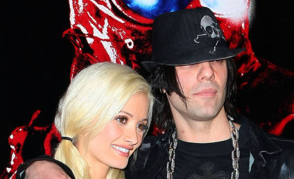 Poof! Criss Angel and Holly Madison Relationship Disappears!