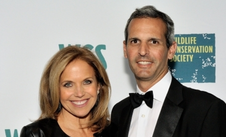 Katie Couric and John Molner: Married!