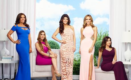 The Real Housewives of New Jersey Season 7 Episode 3 Recap: A Reunion For the Ages