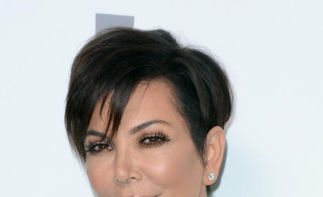 Kris Jenner in Manhattan