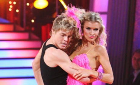 Dancing with the Stars Gets Uglier, Eliminates Joanna Krupa