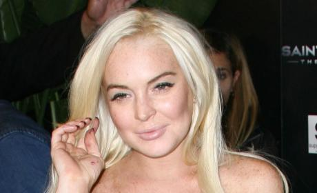 Lindsay Lohan to Star in Elizabeth Taylor Biopic?