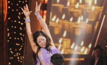 Dancing with the Stars Summary: Kristi YUM-aguchi!