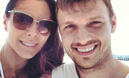 Nick Carter and Lauren Kitt: Married!