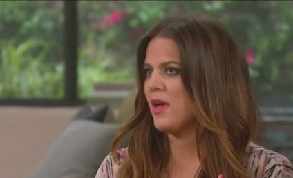Khloe Kardashian Refutes Miscarriage Rumor, Loves Kanye West