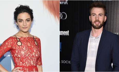 Jenny Slate: Did She Cheat With Chris Evans???