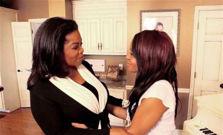 Bobbi Kristina to Oprah: My Mother is Always With Me