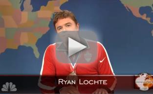 Seth MacFarlane as Ryan Lochte